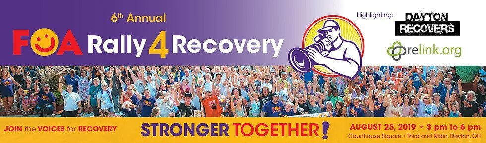 6th Annual FOA Rally 4 Recovery