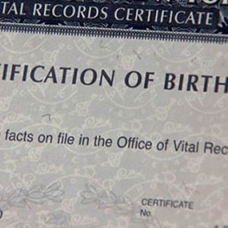 Birth & Death Records
